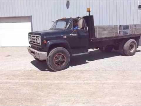 1980 GMC 7000 For Sale - YouTube