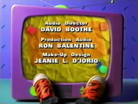 Barney & Friends Season 6 End Credits