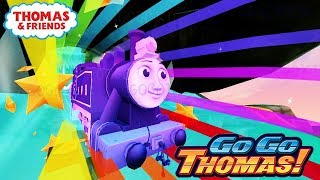 DIAMOND Rosie with her *Rainbow Speed Booster*1 Thomas & Friends: GoGo Thomas! (By Budge) New 2019