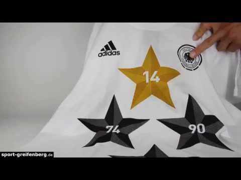 Adidas DFB WM 2014 Winner Tee