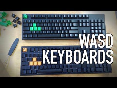 WASD Keyboards Code & V2 - Cherry MX | Pistol & Logan's New Keyboards