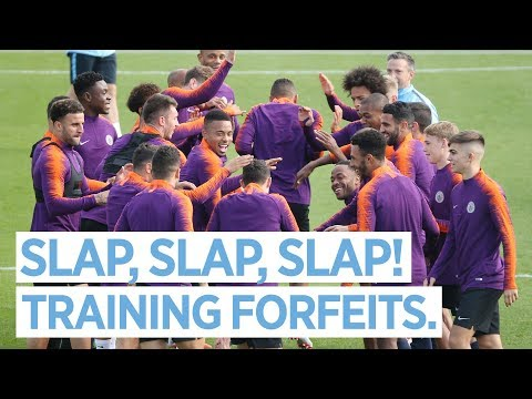 UEFA CHAMPIONS LEAGUE | City train before Lyon!