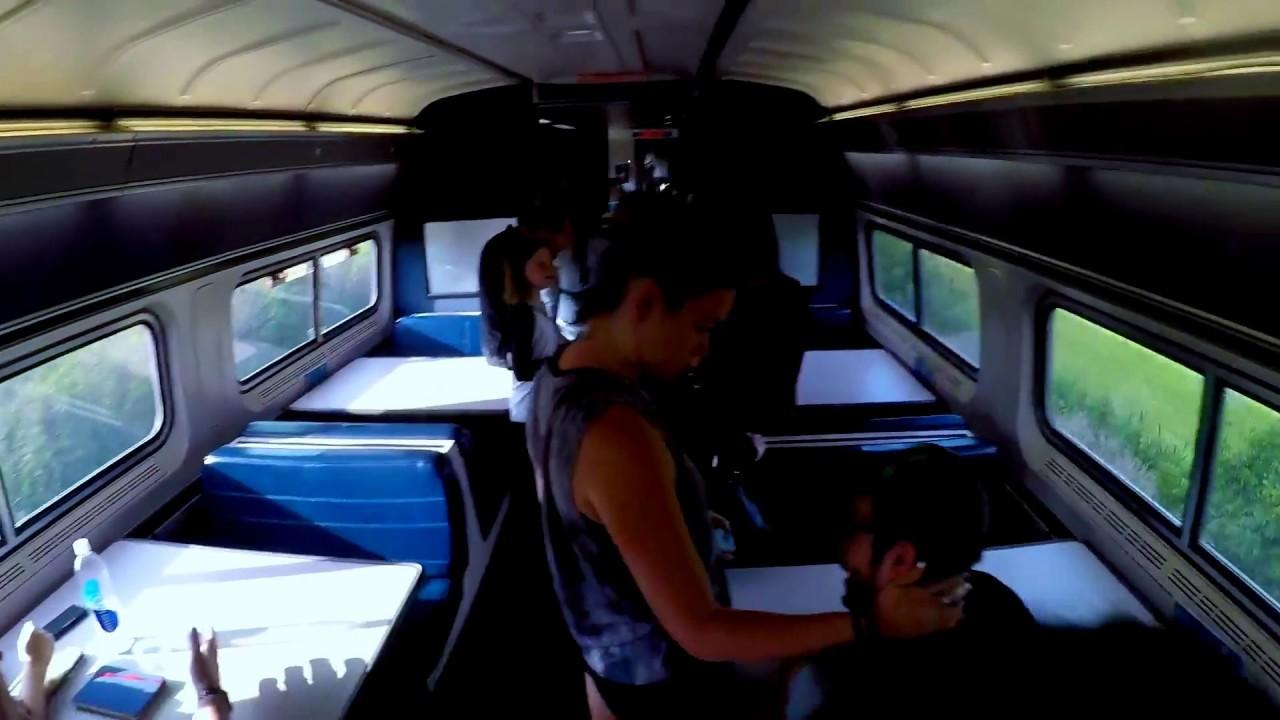Adirondack train new york to montreal youtube adirondack train new york to montreal publicscrutiny Gallery