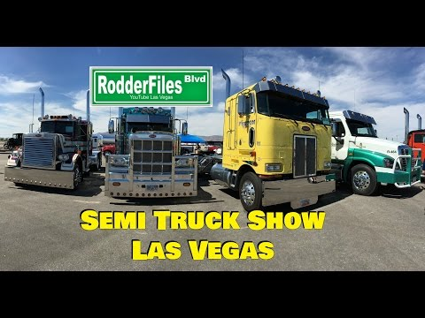 Semi Truck  Show Las Vegas