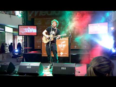 Ed Sheeran - Lego House 2/13/2012 Berlin