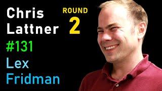 Chris Lattner: The Future of Computing and Programming Languages | Lex Fridman Podcast #131
