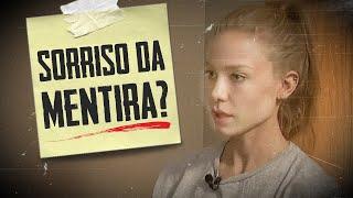 Najila Mente quando acusa Neymar? (Linguagem Corporal - Metaforando)