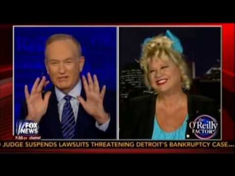 Bill O'Reilly s Victoria Jackson
