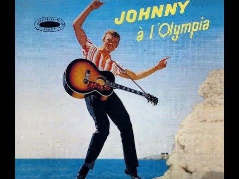 Johnny Hallyday   Dans un jardin d'amour     live Olympia 1962