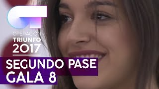 SAX-Ana-Guerra-Segundo-pase-de-micros-para-la-Gala-8-OT-2017