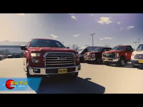 Rick Ball Ford >> Rick Ball Ford Lincoln May 2017 Commercial Youtube