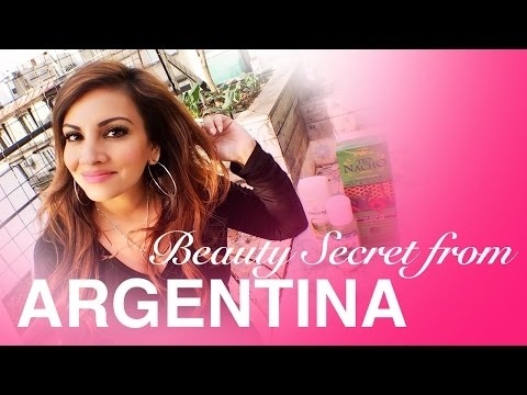 Beauty Secret From ARGENTINA - ALOE VERA | Shalini Vadhera | Beauty From Around The World