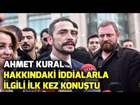 Ahmet Kural: Davamın ve haklılığımın sonuna kadar takipçisiyim