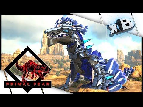 EPIC CELESTIAL ROCK DRAKE! :: Modded ARK: Scorched Fear :: E35