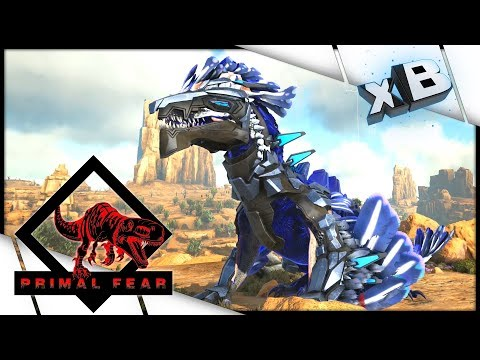 EPIC CELESTIAL ROCK DRAKE! :: Modded ARK: Scorched Fear :: E35