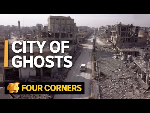 Inside the Syrian city of Raqqa after Islamic State's fall