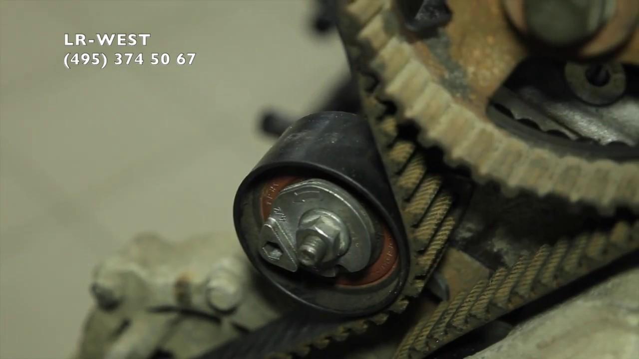 Ремень ГРМ на Фрилендер 2 (полная версия).