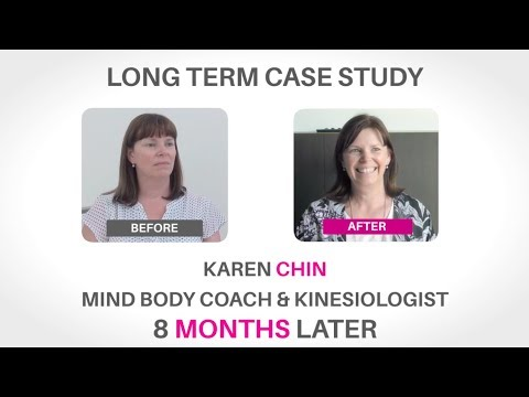Long Term Case Study: Karen Chin, 8 Months Later