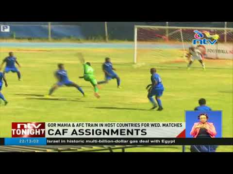 Gor and AFC on CAF assignments in Equatorial Guinea
