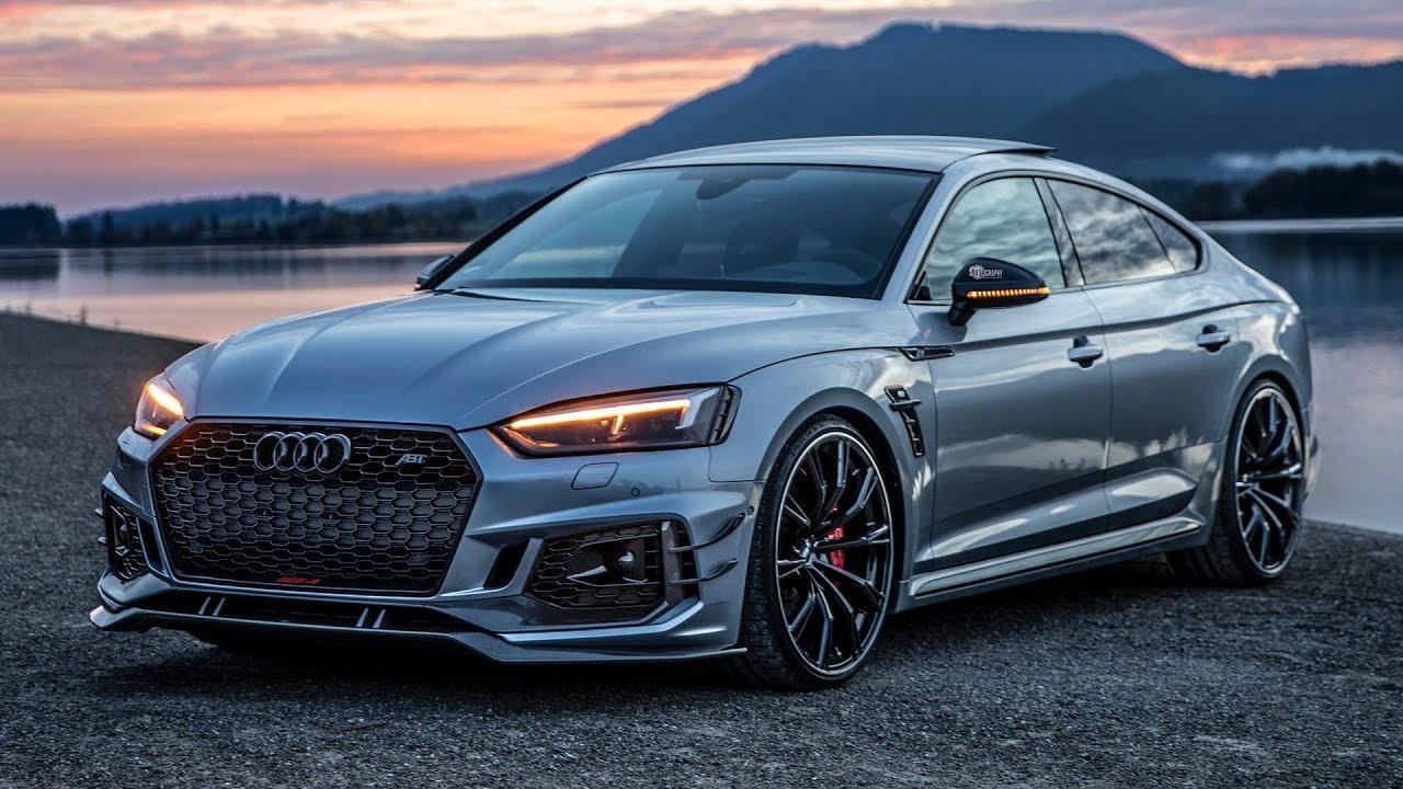 2020 Audi Rs5 R Sportback Abt 4 Door Beast 530hp 690nm 0 100km 3 4 Secs So Sexy Youtube