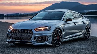 2020 AUDI RS5-R SPORTBACK ABT - 4 DOOR BEAST! 530hp/690Nm - 0-100km 3.4 secs! SO SEXY