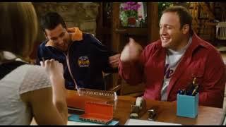 Объявляю вас Мужем и Мужем...отрывок из фильма (Чак и Ларри: Пожарная Свадьба)2007