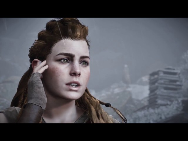 Horizon Zero Dawn - Cinematic Trailer