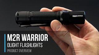 OLIGHT M2R Warrior 1500 Lumen LED Rechargeable Hunting Tactical Light Flashlight