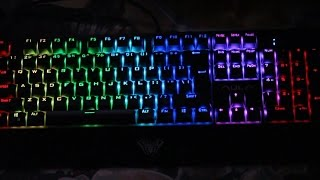 AULA Wings of Liberty RGB Keyboard - Updated review!