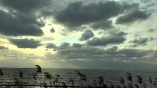 北海道石狩市厚田・浜益 国道231号線 日本海オロロンライン 車窓からの眺め