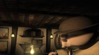 London 1829 (3D animated short film)