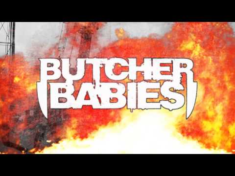 Butcher Babies - C8H18 (Gasoline) (Lyric Video)