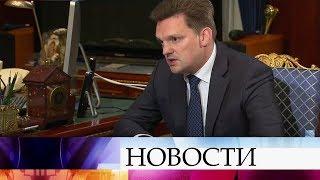 Глава «Почты России» навстрече спремьером рассказал омодернизации компании