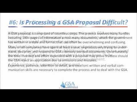GSA Greenville: Top Ten FAQ