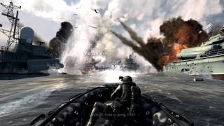 Dxtory Sample : MW3 Hunter Killer - Breach and Extraction.