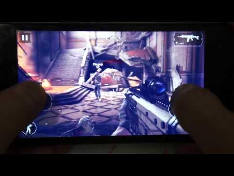 DEXP Ixion ML150  Modern Combat 5 GamePlay