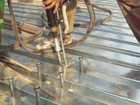 Soild Stud Welding Machine Da2500 Welding Shear Connector