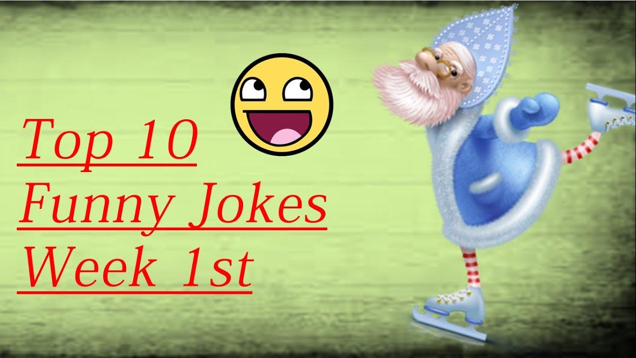 Short Funny Jokes - Top 10 Funny Jokes - Week 1st - YouTube