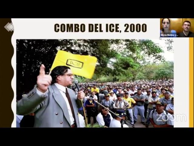 Movimientos Sociales en CR siglo XXI con Eduardo González y