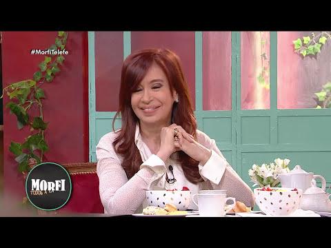 Cristina Kirchner con Rozín: Entrevista completa - Morfi