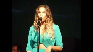 Leona Lewis - Apologize (OneRepublic Cover) - Amberliegh Talent Showcase, London, 25/08/12