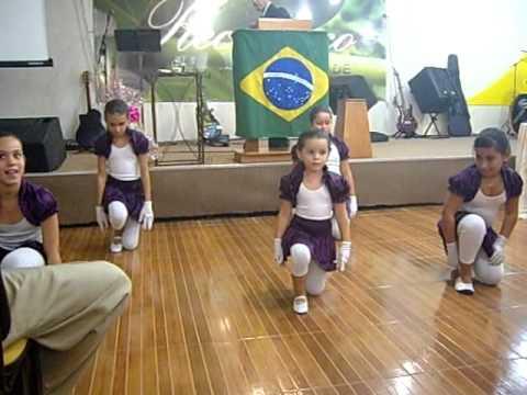 COMIR - COREOGRAFIA INFANTIL SONDA-ME ALINE BARROS 10-04-2011