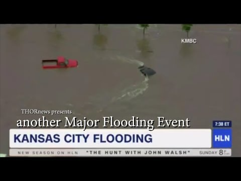 MAJOR FLOODING EVENT - Ongoing in Kansas City & will move East