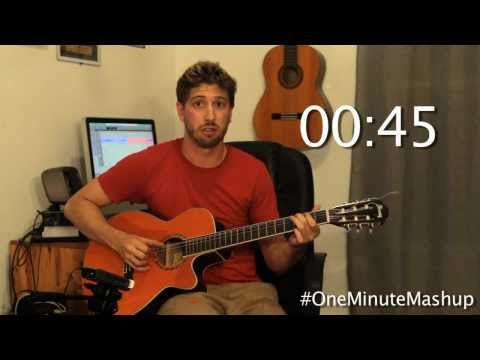 TV Theme Songs in a Minute - One Minute Mashup #6