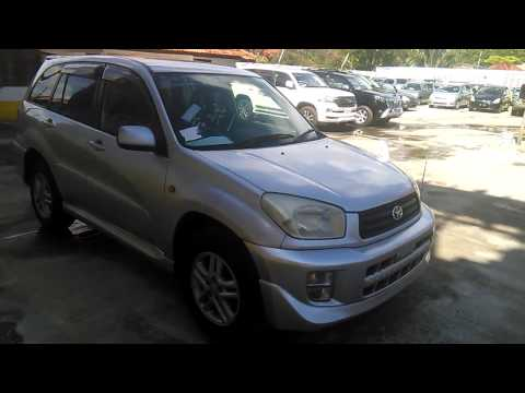 Toyota Rav4 2001 Silver available at HARAB MOTORS TZ