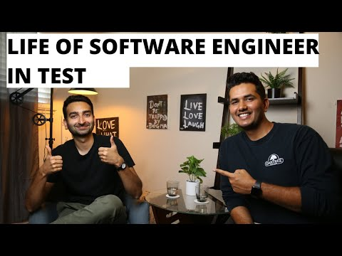 Life Of Software Engineer In Test - Salary | H1 B Visa | Job Scope And Demand | Ft. Lakshya