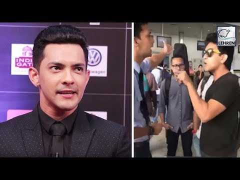 Aditya Narayan REACTS On Airport Controversy Hum Gaali Dede Toh Breaking News | LehrenTV