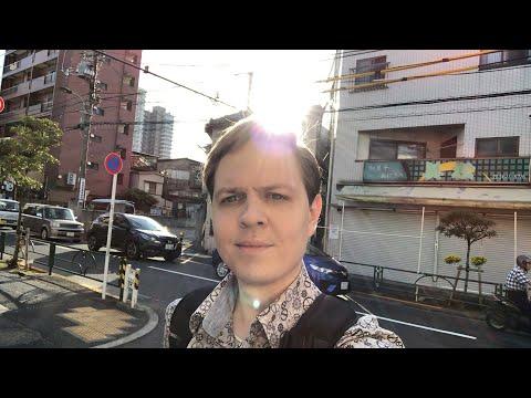 На улицах Токио. Выходной в Японии. Гуляем с подписчиками [СТРИМ]