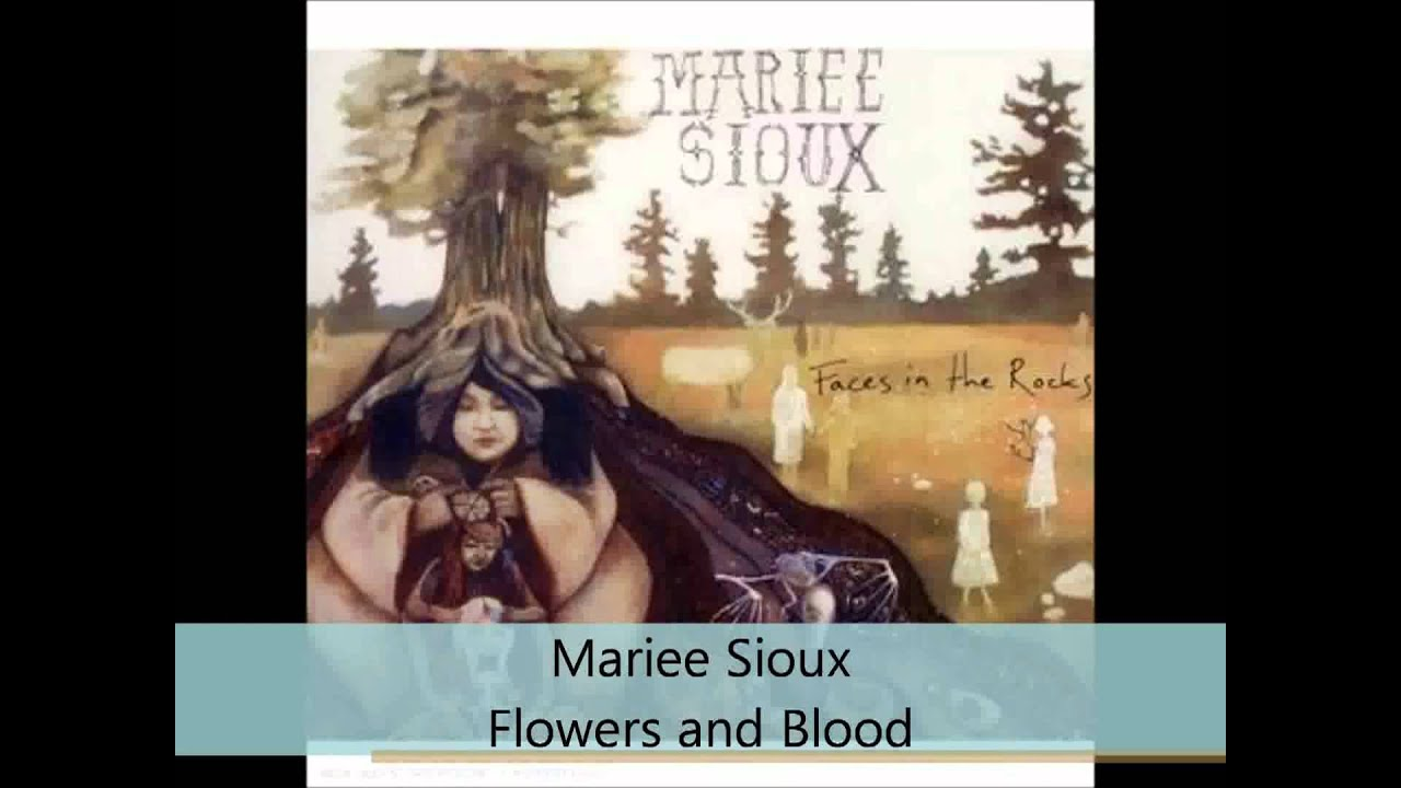 mariee-sioux-faces-in-the-rocks-flowers-and-blood-claude-colin