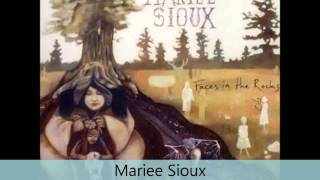 Mariee Sioux - Faces in the rocks - Flowers and Blood